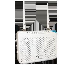 Bilderesultat for trådløs router telenor