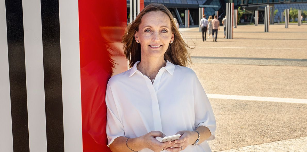 Birgitte Salvesen, Marketing Manager Mobil, Telenor Bedrift.