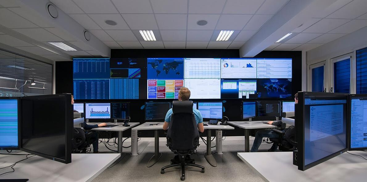 Telenor Security Operations Centre