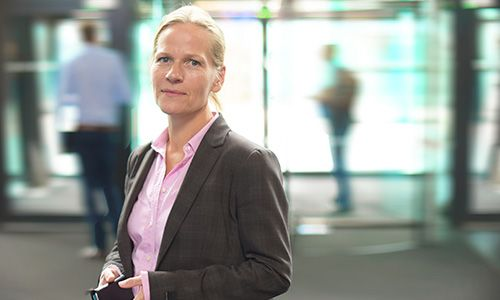 Annelene Næss, leder i Smart Digital i Telenor Business