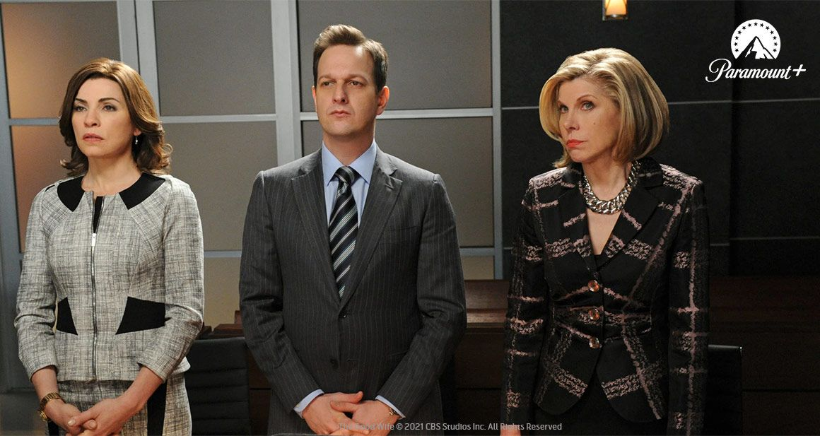 «The Good Wife/Fight»: Perfekte serier for vår tid