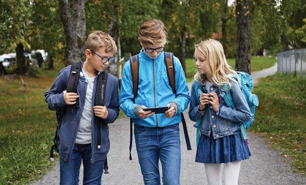 telenor mobil barn